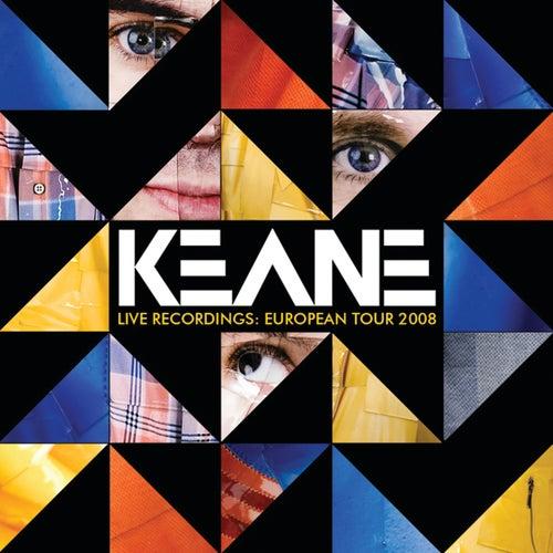Live Recordings: European Tour 2008 de Keane