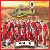 Vol 3 by Banda Atrevida De Los Mejia