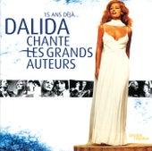 Chante Les Grands Auteurs de Dalida