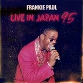 Live in Japan von Frankie Paul