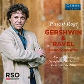 Gershwin & Ravel: Piano Concertos de Pascal Rogé