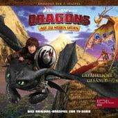 Folge 22: Gefährliche Gesänge / Drachenbasis (Das Original-Hörspiel zur TV-Serie) von Dragons - Auf zu neuen Ufern