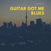 Guitar got me Blues de Various Artists