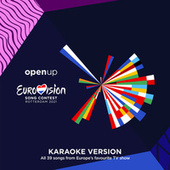 Eurovision Song Contest Rotterdam 2021 (Karaoke Version) by Various Artists
