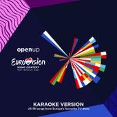 Eurovision Song Contest Rotterdam 2021 (Karaoke Version) de Various Artists