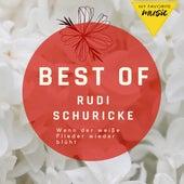 Wenn der weiße Flieder wieder blüht - Best of Rudi Schuricke de Rudi Schuricke