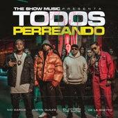 Todos Perreando (feat. De La Ghetto) fra El Coyote The Show