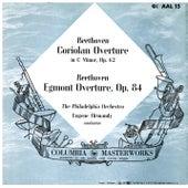 Beethoven: Corolian & Egmont Overtures (Remastered) by Eugene Ormandy