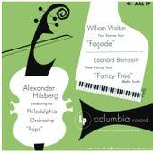 Walton: 4 Dances from Facade - Bernstein: 3 Dances from