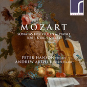 Sonata for Violin & Piano in G Major, K. 301: II. Allegro by Peter Hanson