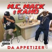 Da Appetizer by M.C. Mack
