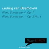 Blue Edition - Beethoven: Piano Sonata No. 4 & Piano Sonata No. 1 von Alfred Brendel