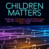 The Children Matters de Various Artists