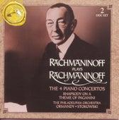 Rachmaninoff: The Four Piano Concertos; Rhapsody on a Theme of Paganini von Sergei Rachmaninoff