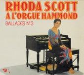 Ballades N°3 de Rhoda Scott