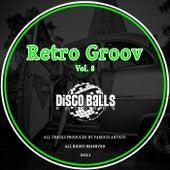 Retro Groov Vol .8 fra Various Artists