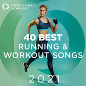 40 Best Running & Workout Songs 2021 (nonstop Workout Music 126-168 BPM) fra Power Music Workout