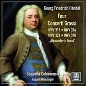 Handel: 4 Concerti grossi by Cappella Coloniensis