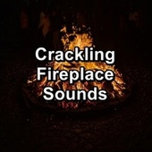Crackling Fireplace Sounds by Ocean Waves For Sleep (1)