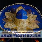 Tesoros de Colección (Canta Fernando Rosas) by Mariachi Vargas de Tecalitlan