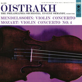 Mendelssohn & Mozart: Violin Concertos (Remastered) by David Oistrakh