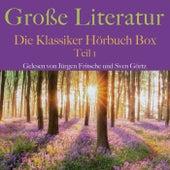 Große Literatur: Die Klassiker Hörbuch Box (Teil 1) von E.T.A. Hoffmann