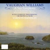Vaughan Williams: A Sea Symphony de Vernon Handley