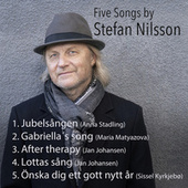 Five songs by Stefan Nilsson by Stefan Nilsson