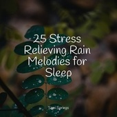 25 Stress Relieving Rain Melodies for Sleep von Relaxing Music (1)