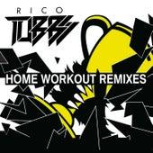 Home Workout Remixes di Ric Tubbs