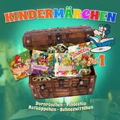 Dornröschen / Pinocchio / Rotkäppchen / Schneewittchen by Kindermärchen