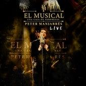 El Musical, Una Caja de Sorpresas (Live) von Peter Manjarres