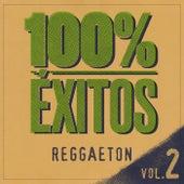 100% Éxitos - Reggaeton Vol 2 de Various Artists