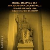 Johann Sebastian Bach: Brandenburg Concerto No. 3 in G Major, BWV 1048 by English Chamber Orchestra