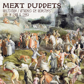 Meltdown / Attacked By Monsters (Remastered) (Live Radio Sessions At KCRW Studios, Santa Monica, 1988 & 1993) by Meat Puppets