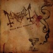 Black Glass Communion by Mayhem