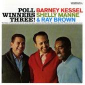 Poll Winners Three! by Barney Kessel