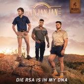 Die RSA is in my DNA by Jan Jan Jan