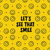 Let's See That Smile by Various Artists