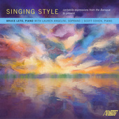 Singing Style de Bruce Leto  Jr.