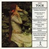 Toch: Works for Cello von Christian Poltéra
