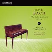 C.P.E. Bach: Solo Keyboard Music, Vol. 40 de Miklós Spányi