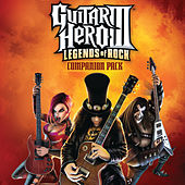 Guitar Hero III Legends of Rock Companion Pack de Soundtrack