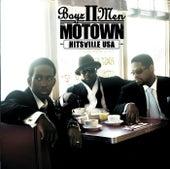 Motown - Hitsville, USA by Boyz II Men