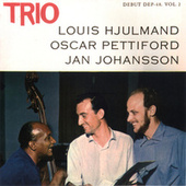 Trio Vol. 2 de Louis Hjulmand
