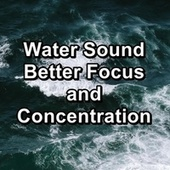 Water Sound Better Focus and Concentration de Ocean Sleeping Baby