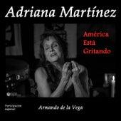 América Está Gritando by Adriana Martínez