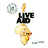 David Bowie at Live Aid (Live at Wembley Stadium, 13th July 1985) fra David Bowie