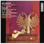 Beethoven: Symphony No. 5, Op. 67 - Mozart: Symphony No. 40, K. 550 (Remastered) de Eugene Ormandy