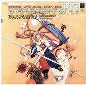 Strauss: Don Juan, Op. 20 & Till Eulenspiegels lustige Streiche, Op. 28 (Remastered) by Eugene Ormandy